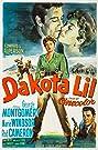 Dakota Lil (1950) Poster