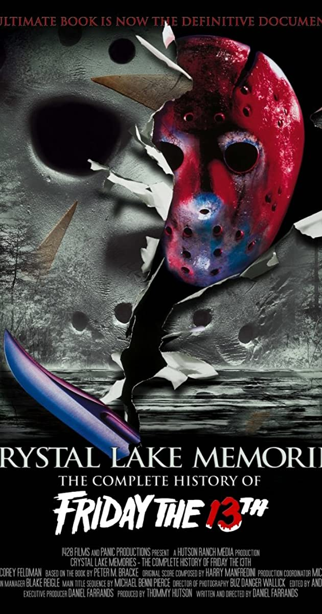 Crystal Lake Memories The Complete History Of Friday The 13th Video 2013 Imdb