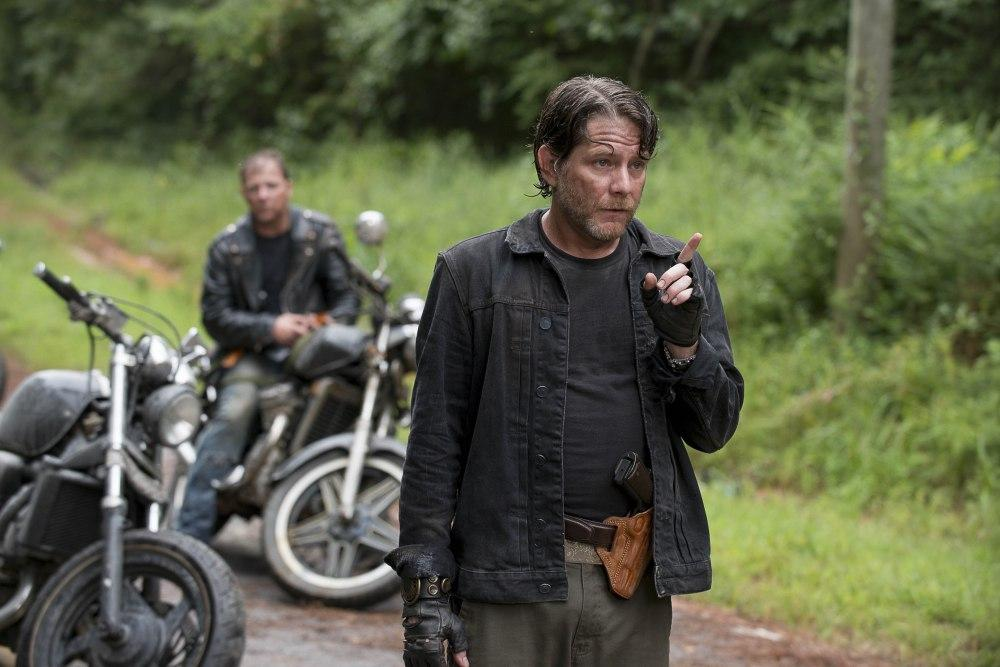 The Walking Dead 6×09 – Sin Escapatoria