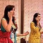 Sheena Bajaj and Gurdeep Kohli in Best of Luck Nikki (2011)