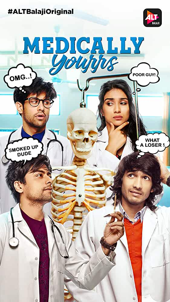 Medically Yours (2019) Hindi Season 1 Complete 480p UNRATED HEVC HDRip x265 350MB