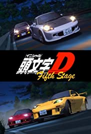 View Initial D Fifth Stage (2014) TV Series poster on Ganool