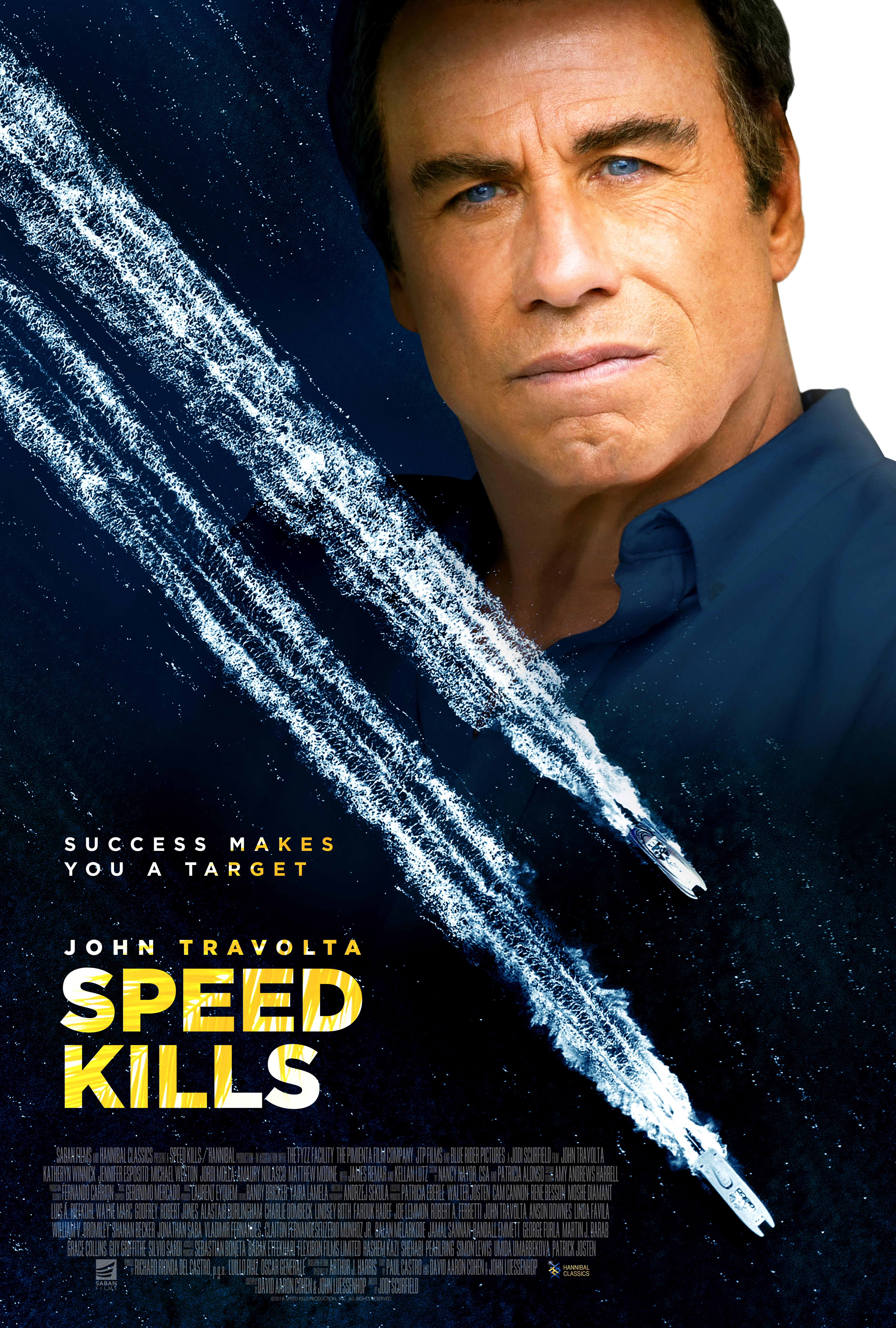 Speed Kills (2018) BluRay 480p, 720p & 1080p