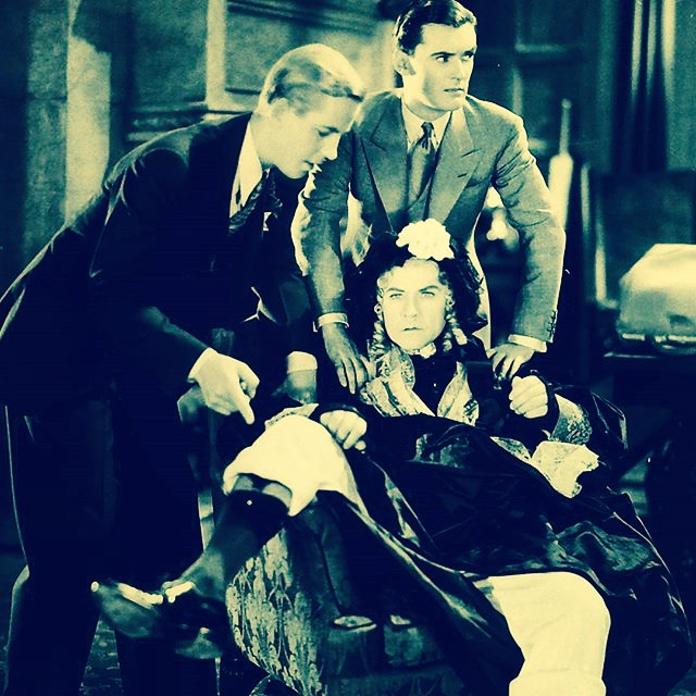 Rod McLennan, Charles Ruggles, and Hugh Williams in Charley's Aunt (1930)
