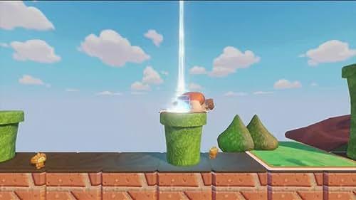 Disney Infinity: Super sidescroller