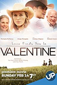 Love Finds You in Valentine (2016) Poster - Movie Forum, Cast, Reviews