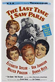 Download The Last Time I Saw Paris (1955) Movie
