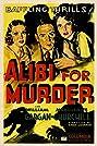 Alibi for Murder (1936) Poster