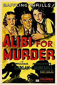 Alibi for Murder in hindi movie download