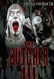 The Butcher III - Zombies im Blutrausch Poster