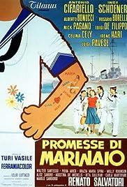 A Sailor's Promises Poster