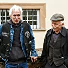 Tilo Prückner and Ralf Richter in Altes Eisen (2020)