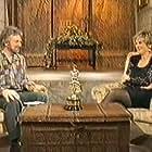 Noel Edmonds and Judi Spiers in Noel's House Party (1991)