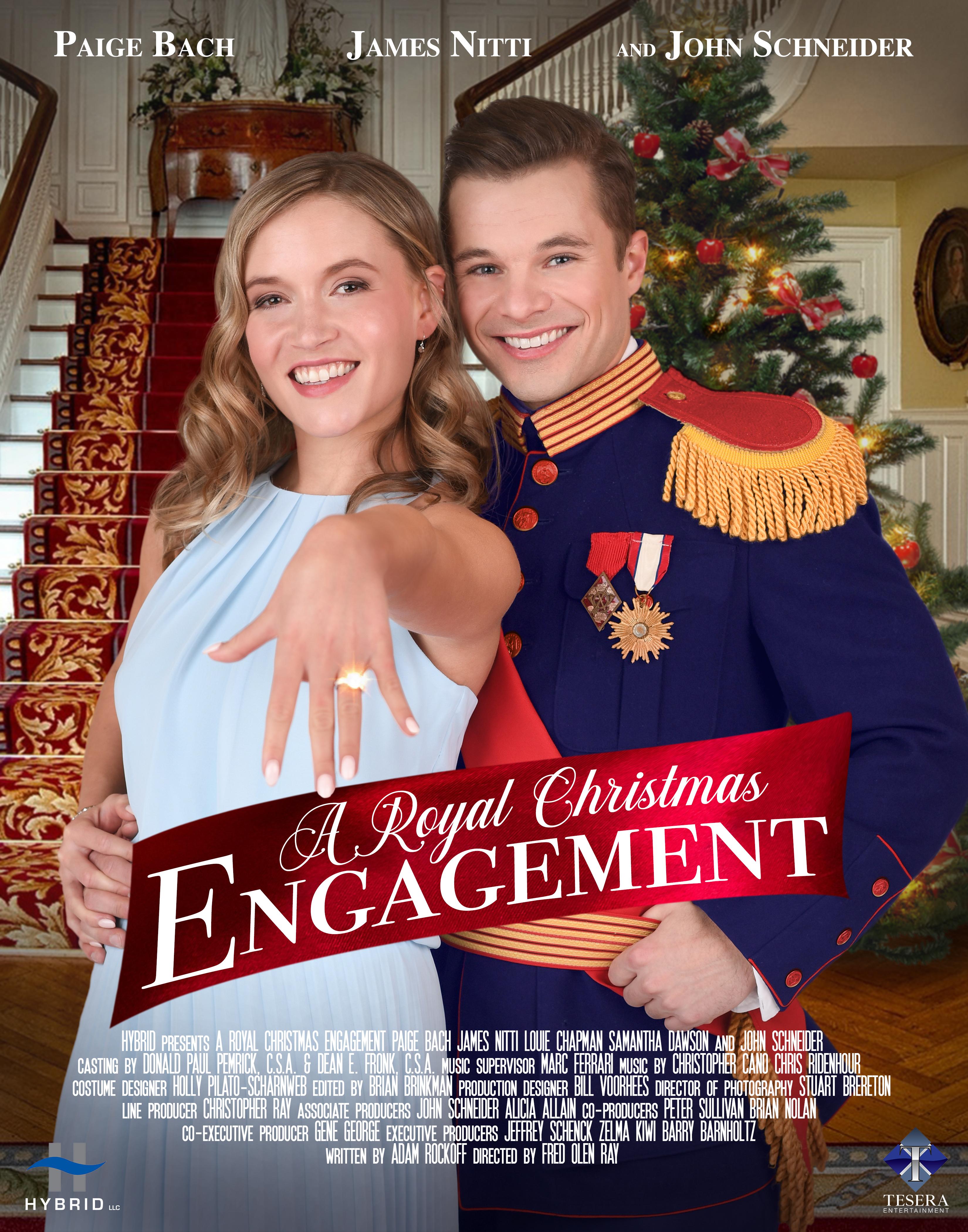 A Royal Christmas 2020 A Royal Christmas Engagement (TV Movie 2020)   IMDb