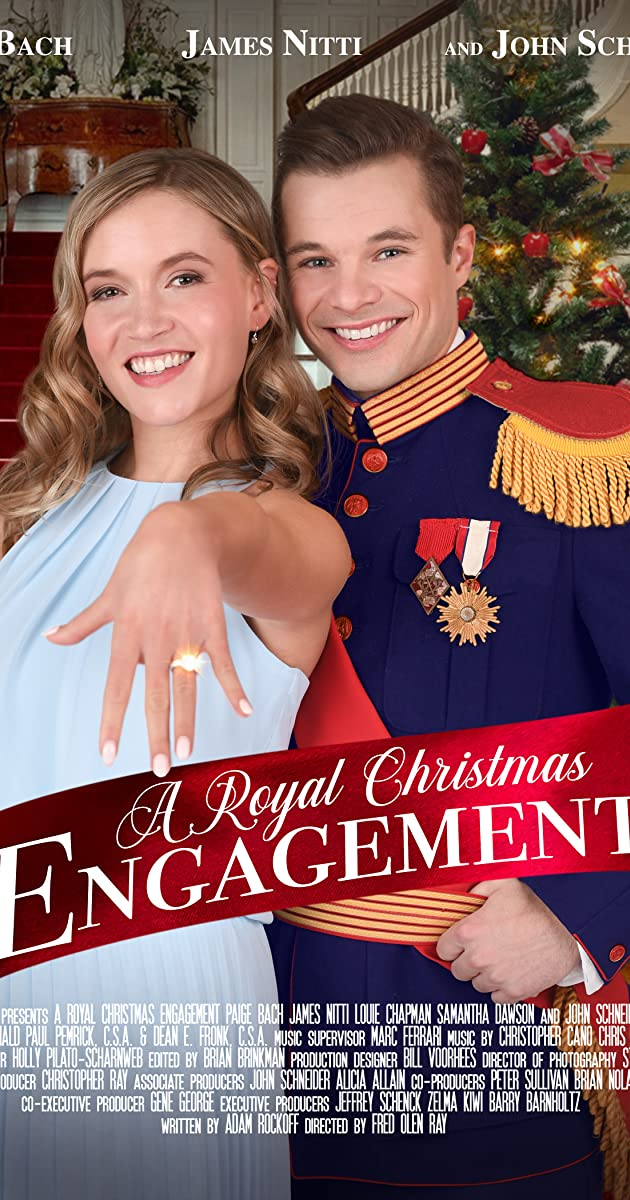 A Royal Christmas Engagement (2020) Full Movie [In English] With Hindi Subtitles | WebRip 720p [1XBET]