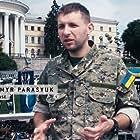 Volodymyr Parasyuk in Winter on Fire: Ukraine's Fight for Freedom (2015)