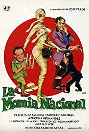 The National Mummy Poster