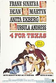 4 for Texas (1963) Poster - Movie Forum, Cast, Reviews