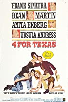 4 for Texas (1963) Poster