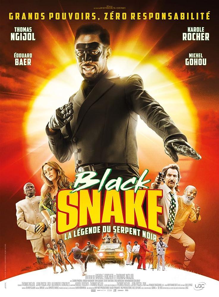 Black Snake: La légende du serpent noir  (2019)  Streaming VF