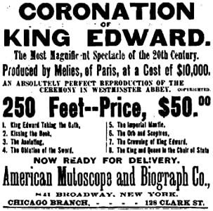 Website for watching online movies The Coronation of Edward VII [Avi]
