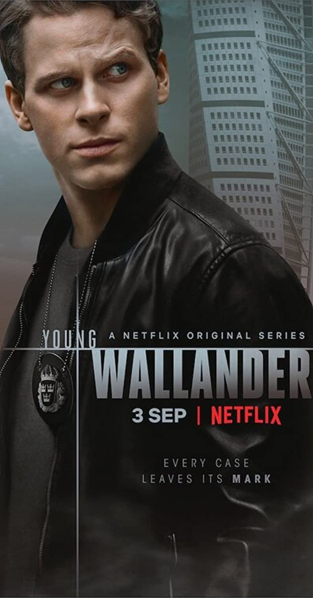 image poster from imdb - Young Wallander (2020) • TVSeries