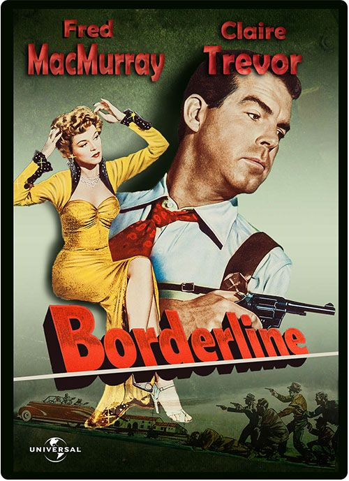 Borderline (1950) - Photo Gallery - IMDb