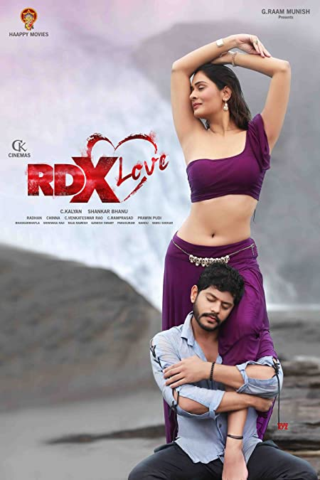 RDX Love (2019) Telegu WEB-DL - 480P | 720P | 1080P - x264 - 400MB | 1.4GB | 3.4GB - Download & Watch Online With English Subtitle Movie Poster - mlsbd