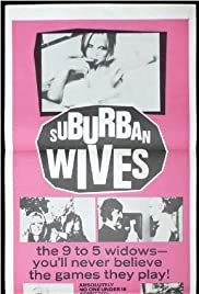 Suburban Wives Poster