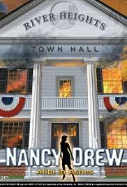 Nancy Drew: Alibi in Ashes Poster