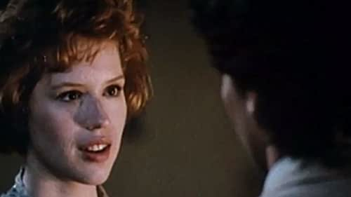 Molly Ringwald and Jon Cryer star in the 1980s John Hughes classic 'Pretty in Pink.'