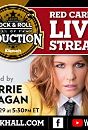 The 2019 Rock & Roll Hall of Fame Induction Ceremony Red Carpet Live Poster
