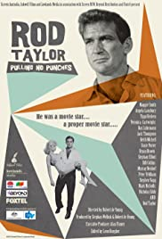 Rod Taylor: Pulling No Punches Poster