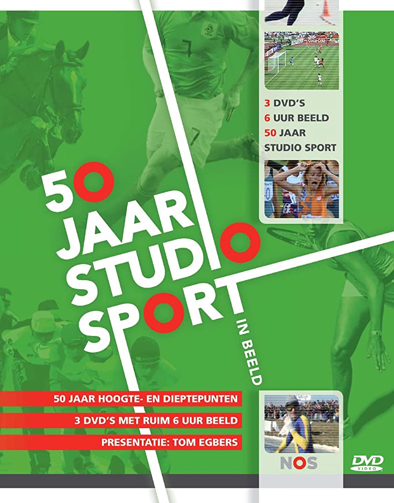 nos sport 50 jaar Studio Sport (1969 ) nos sport 50 jaar