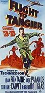 Flight to Tangier (1953) Poster