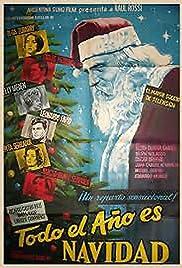 Todo el año es Navidad Poster