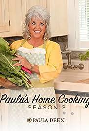 Paula's Home Cooking Poster - TV Show Forum, Cast, Reviews