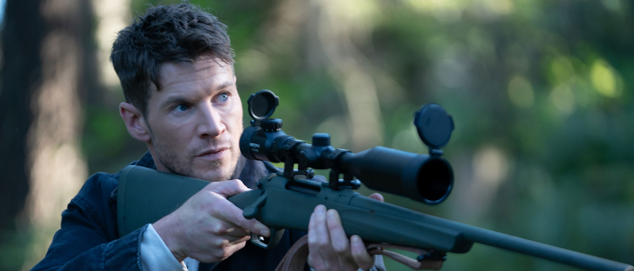 Chad Michael Collins in Sniper: Assassin's End (2020)