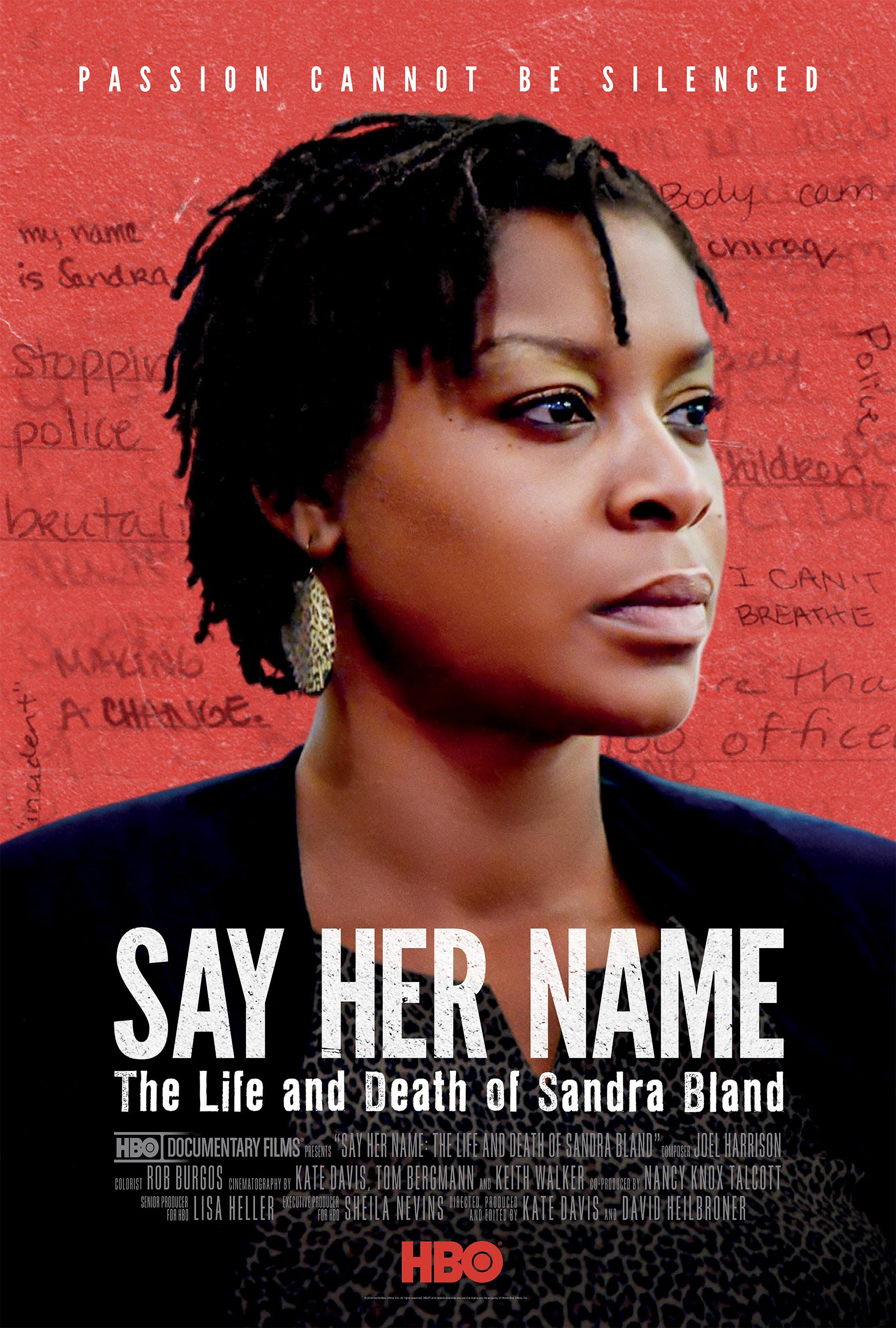 Image result for Say Her Name: The Life and Death of Sandra Bland