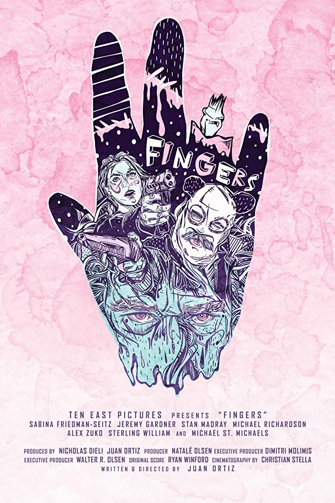 Download Fingers 2020 English 480p HDRip 300MB