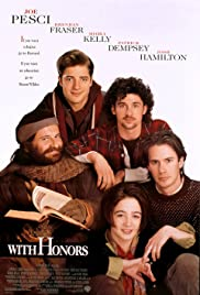 With Honors (1994) Poster - Movie Forum, Cast, Reviews
