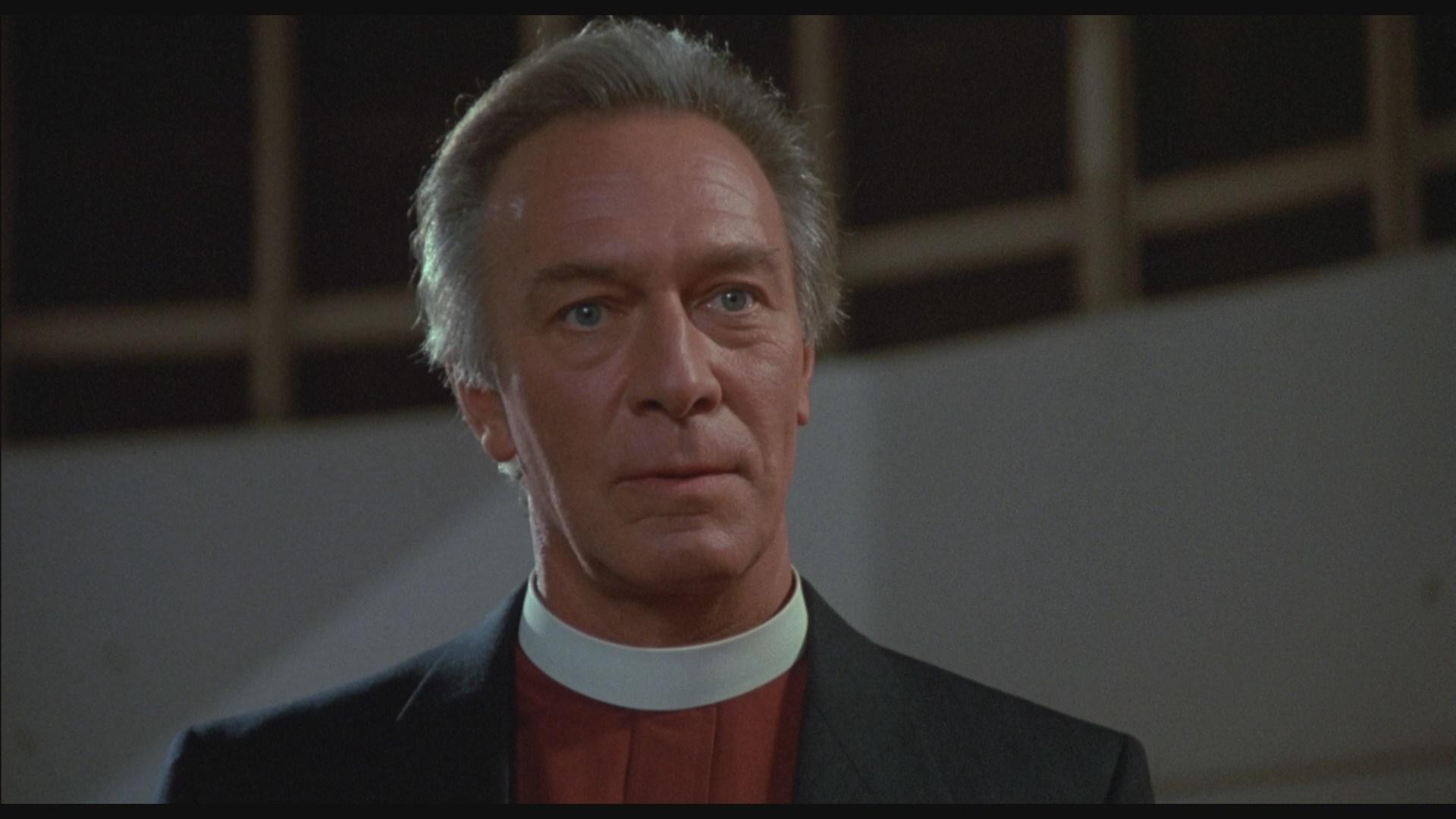 Christopher Plummer in Dragnet (1987)