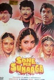 Sone Pe Suhaaga Poster