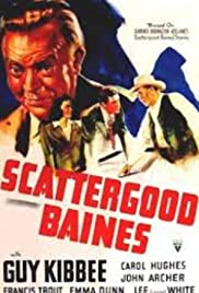 Scattergood Baines Poster