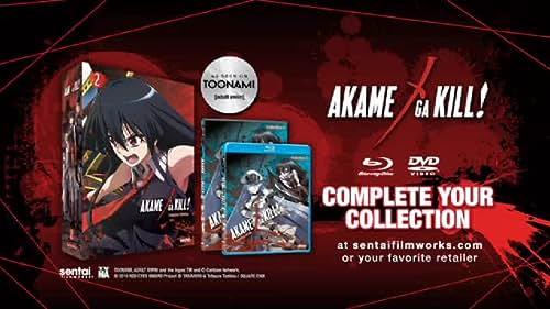 Akame Ga Kill: Collection 2 (Villains Trailer)