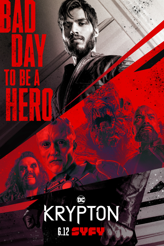 Krypton Season 2 COMPLETE WEBRip 480p, 720p & 1080p