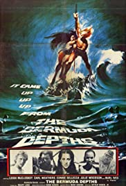 The Bermuda Depths Poster