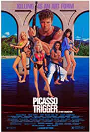 Picasso Trigger (1988) Hindi Dubbed  D