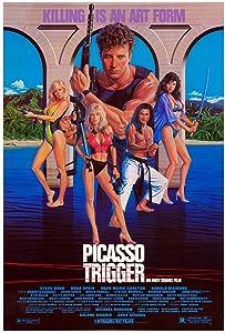 720p movie downloads Picasso Trigger [640x360]