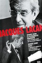 Jacques Lacan: la psychanalyse 1 Poster